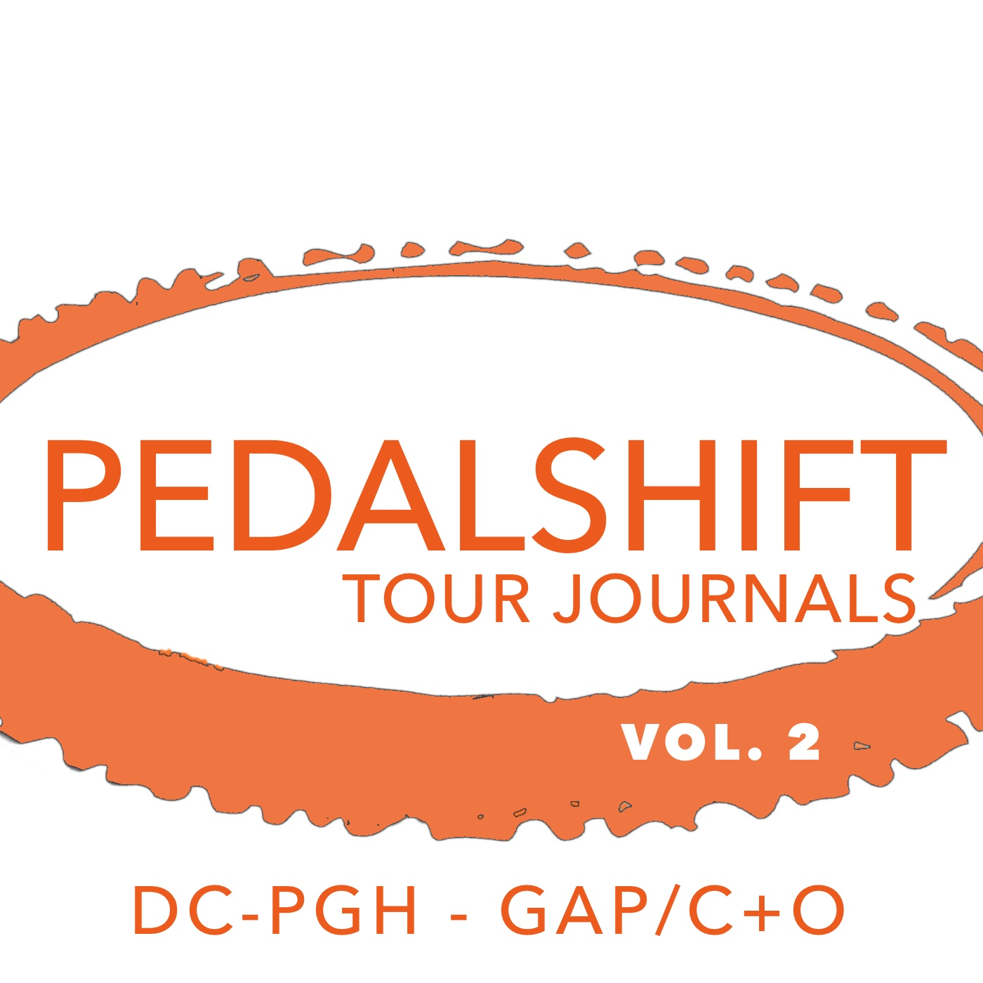 A C+O GAP bike tour from DC to Pittsburgh May 23-30, 2015.
