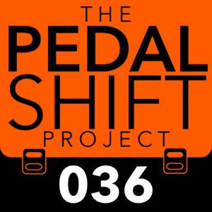 Pedalshift 036: Thanks bicycle touring