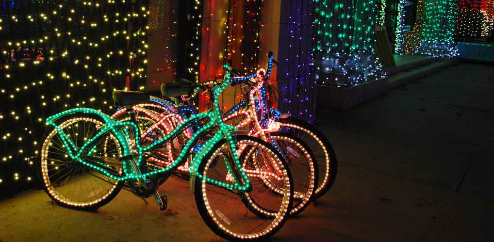 Pedalshift Holiday Spectacular 2018